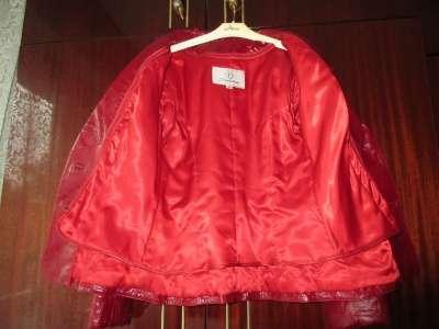 Кожаную куртку кожа подстежка+мех+пояс