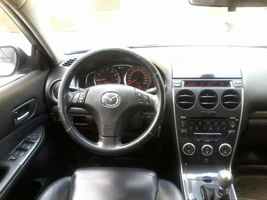 Продажа авто, Mazda, 6, Механика с пробегом 190000 км, в Калининграде Фото 1