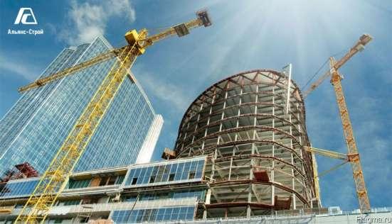 Строительство промышленных объектов в Краснодаре
