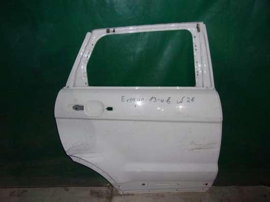 Дверь задняя правая Range Rover Evoque 11-н. в
