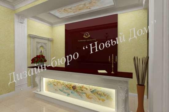 Дизайн интерьеров, ландшафтный дизайн, проектирование в Томске Фото 4