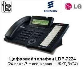 Предлагаю цифровой телефон LDP 7224