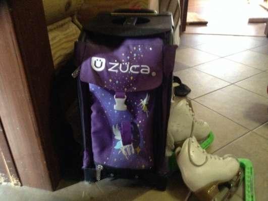 Продам сумку zuca для фигурного катания