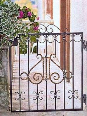 Ворота, заборы и калитки на заказ