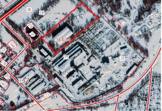 Продается земельный участок 25000 м2