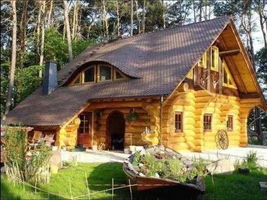 Строительство деревянных домов в Казани Фото 1