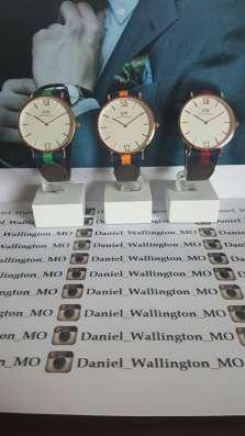 Часы Daniel Wellington в Москве Фото 2