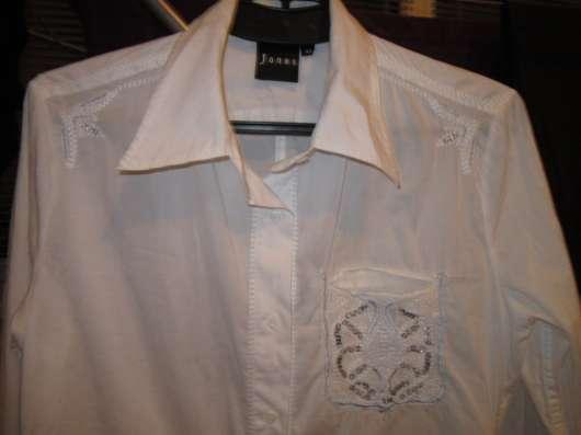 Красивая белая рубашка Австрия
