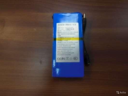 Аккумулятор 12 вольт 18000 mah
