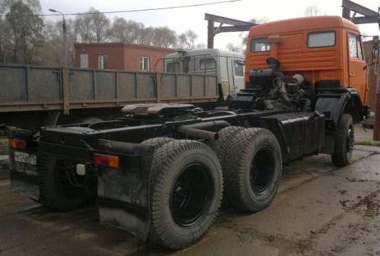 Продам тягач КАМАЗ-65111; полный привод, полный капремонт