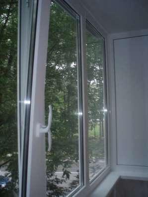 Пластиковые окна, балконы, лоджии, бисетки в Екатеринбурге Фото 1
