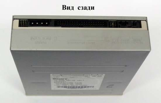 Оптический привод SONY CD-ROM для системного блока ПК в Барнауле Фото 1