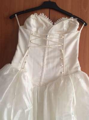 Платье выпускное/свадебное в Москве Фото 2