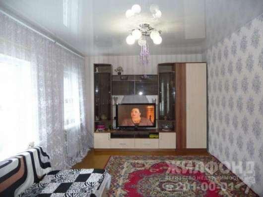 часть дома, Новосибирск, Рабочий 5-й пер, 49 кв.м. Фото 5