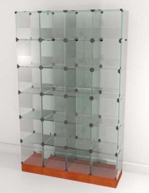 Витрины кубы