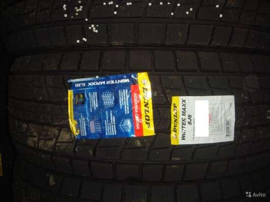 Новые липучки Dunlop 275/65 R17 Winter Maxx SJ8