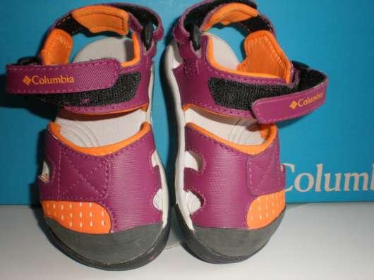 Продаю сандалики фирмы КАЛАМБИЯ новые