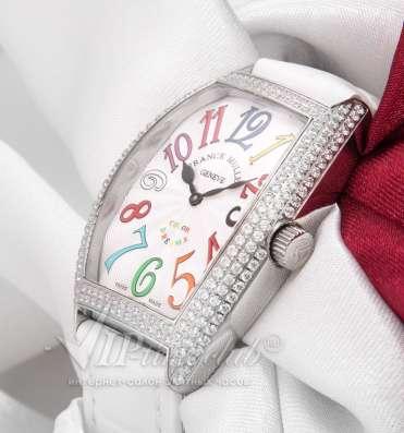 Оригинальные копии наручных часов Franck Muller