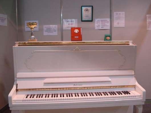 Пианино с двойной репетицией!
