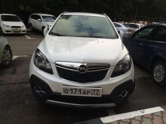 Продажа авто, Opel, Mokka, Автомат с пробегом 76000 км, в Москве Фото 1