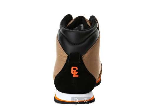 Ботинки CHEAPLOADER 43 размер, замша + износост. текстиль