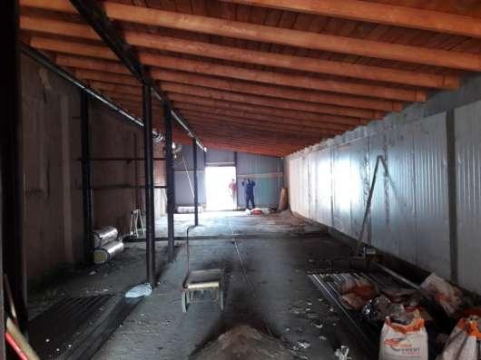 Сдам склад, мелкое производство, 150 кв. м, м. Елизаровская