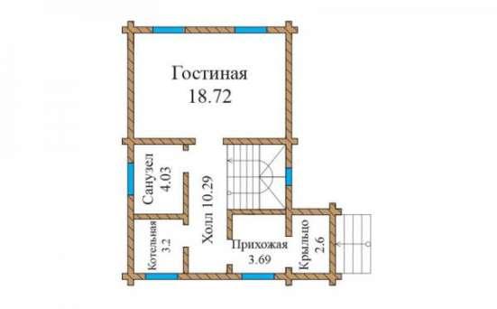 Продаю новый 2-этажный дом