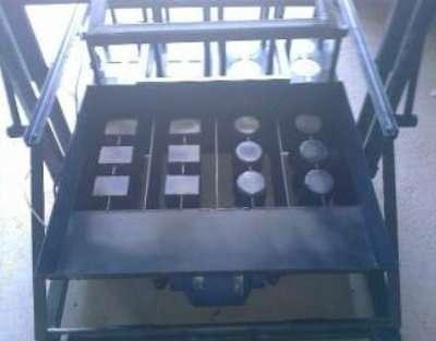 вибростанок для производства стр. блоков Ип. Стройблок станок из 4 блоков