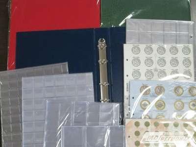 альбомы для монет в Рязани Фото 1
