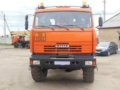 топливозаправщик КАМАЗ 43118 в г. Усинск Фото 3