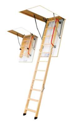 Чердачные лестницы фирмы FAKRO