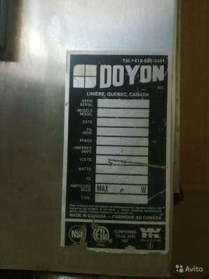 Печь электрическая комбинированная, расстойный шкаф Doyon JA в Челябинске Фото 1