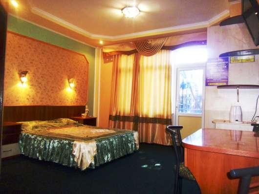 Гостиница Летучая мышь сотрудничает с салоном красоты в г. Алушта Фото 1