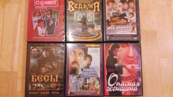 6 РУССКИЕ ФИЛЬМЫ DVD