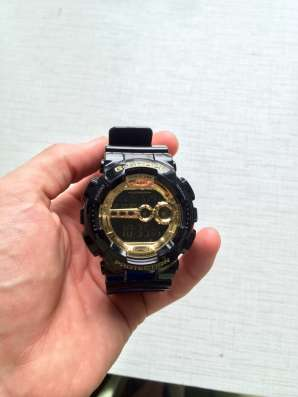 Casio G-Shock GD-100GB-1ER