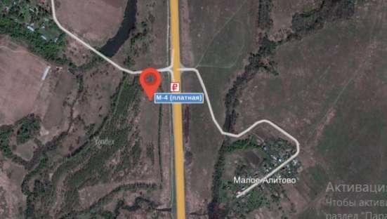 Участки на Каширском шоссе первая линия трассы Дон съезды в Туле Фото 3