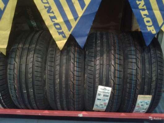 Новые Dunlop 215 55 R17 Sport Maxx RT MFS