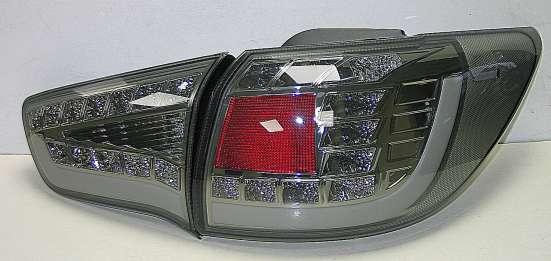 Тюнинг фонари задняя оптика Kia Sportage 2010+ в г. Запорожье Фото 3