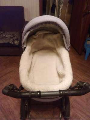 Продам коляску и кроватку с матрасом за 5000 р