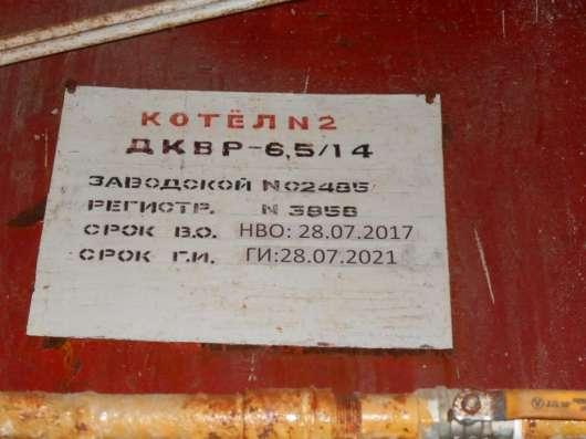 Котел ДКВР 6,5-13-250 ГМ