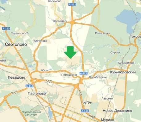 Аренда участка от 1700 м2 в Санкт-Петербурге Фото 1