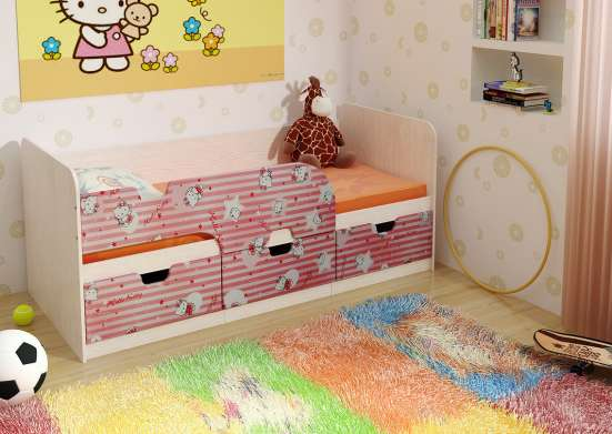 Кровать Минима кетти