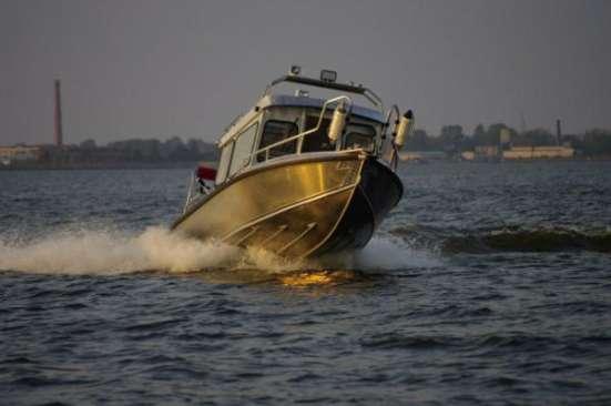 Продаем катер (лодку) Trident 720 CT в Ярославле Фото 5