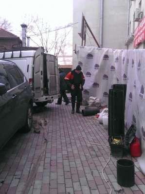 Бестраншейная Замена Канализации, Проколы под дорогой в Москве Фото 1