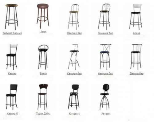 Продаём мебель на металлокаркасе для кафе, бара, ресторана.