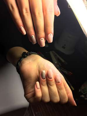 Предлагаю наращивание ногтей, принимаю у себя и выезжаю!!