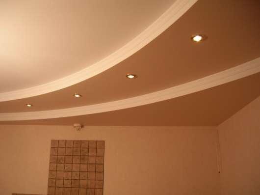 Натяжные потолки от производителя в Краснодаре Фото 3