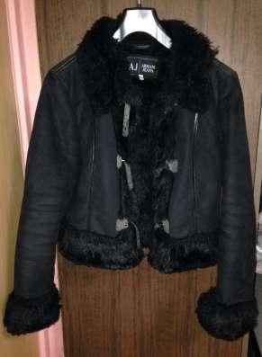 Куртка-дубленка Armani Jeans