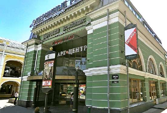 Ресторан, клуб, бар, арт-пространство 1676.9 м2 на Невск в Санкт-Петербурге Фото 2
