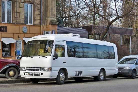 Заказать микроавтобус Одесса Фото 2